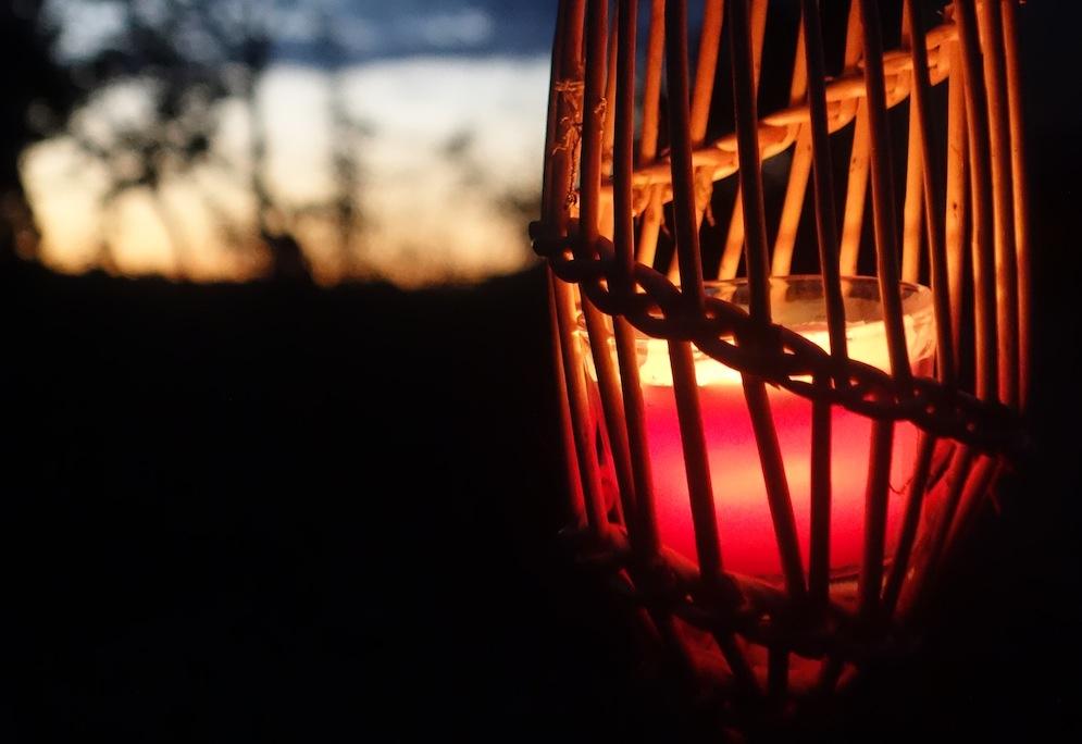 Kerzenschaukel HP